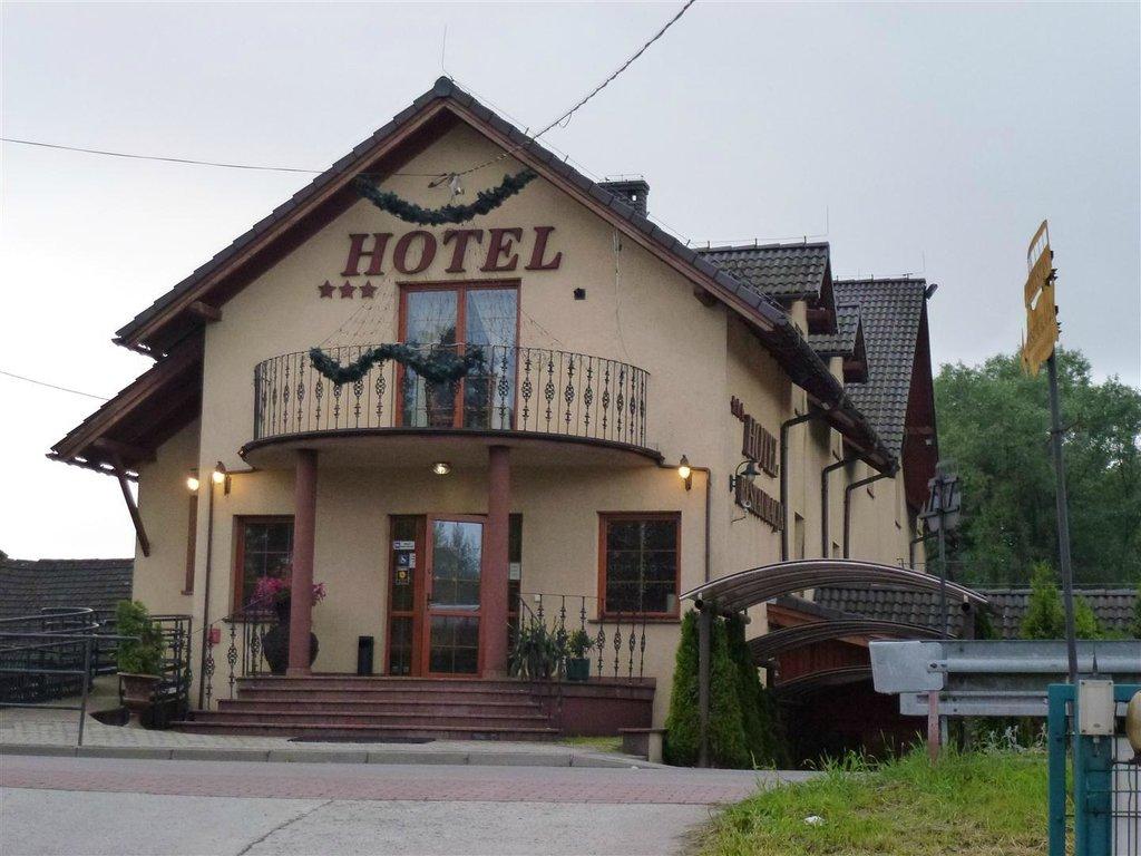 Hotel Przystan nad Sola