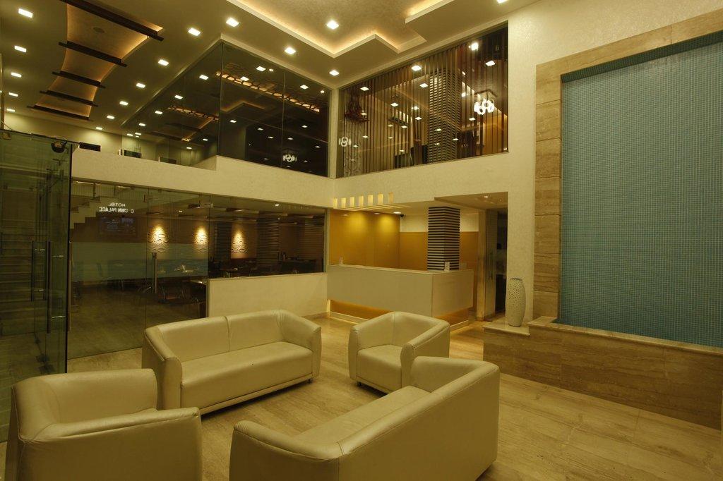 Hotel Crown Palace Allahabad