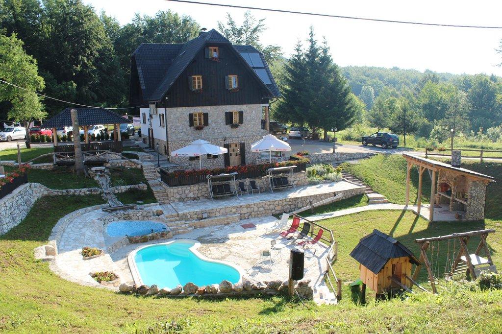 Ethno House Plitvice