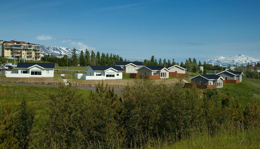 Saeluhus Hotel Akureyri
