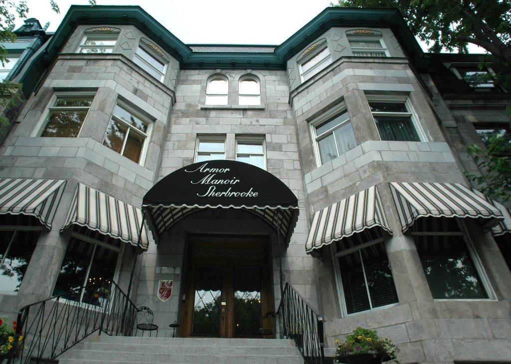 谢尔布鲁克铠甲庄园酒店
