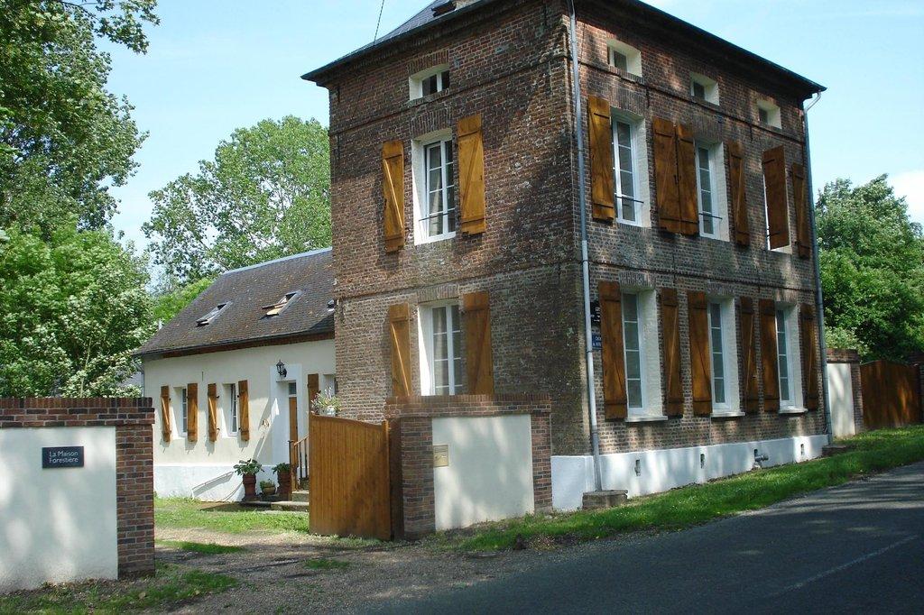 La Maison Forestiere