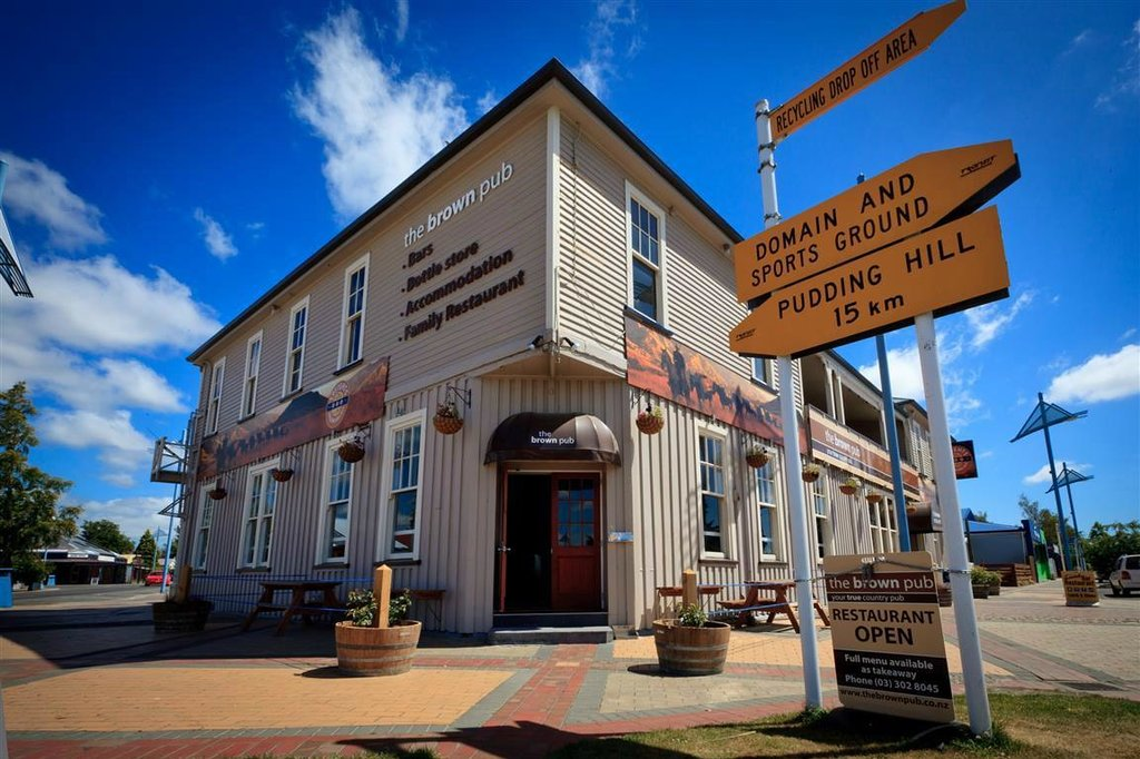 The Brown Pub Methven Mt Hutt