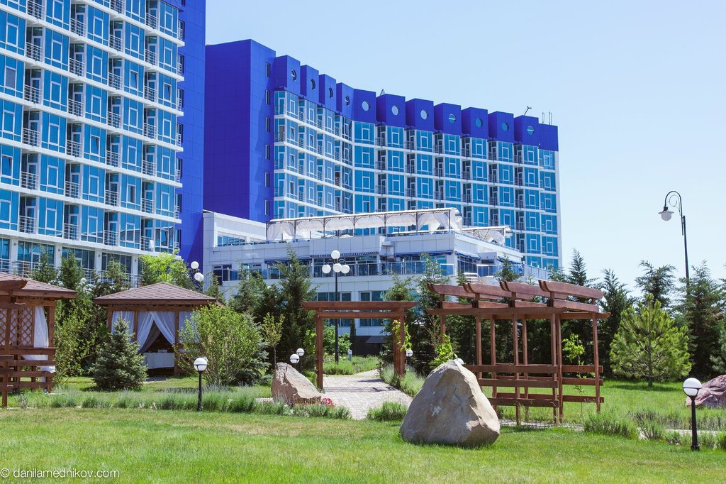 Aquamarine Apartments & Hotel
