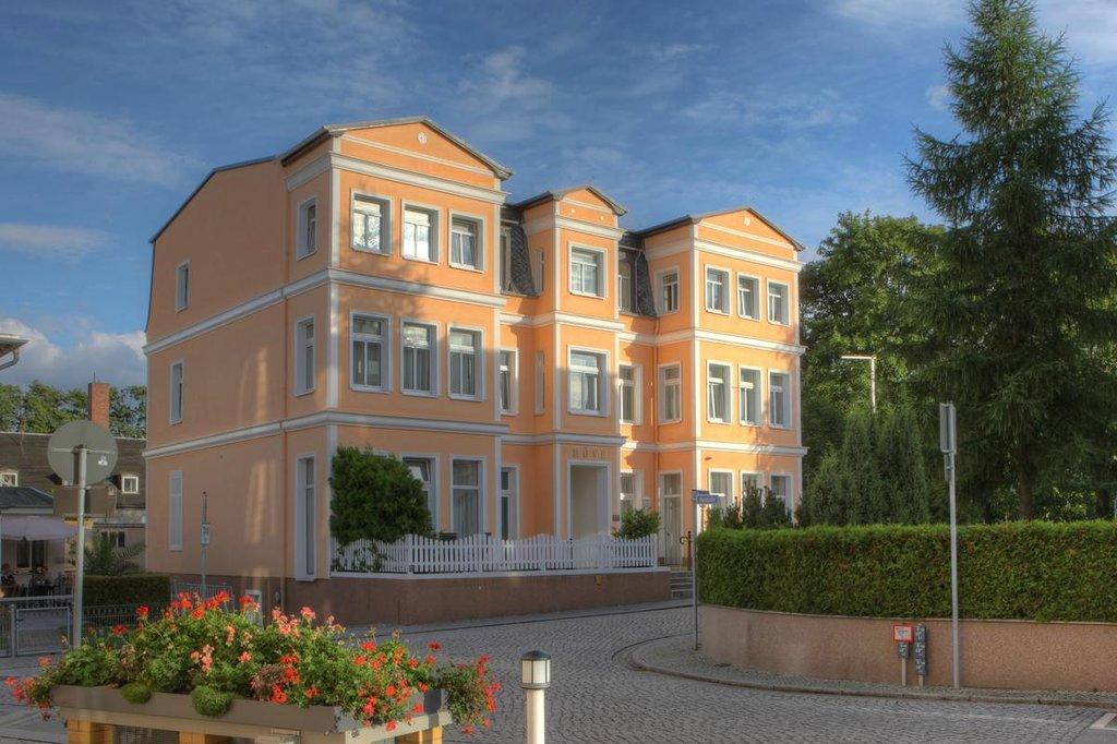 SEETELHOTEL Villa Moeve