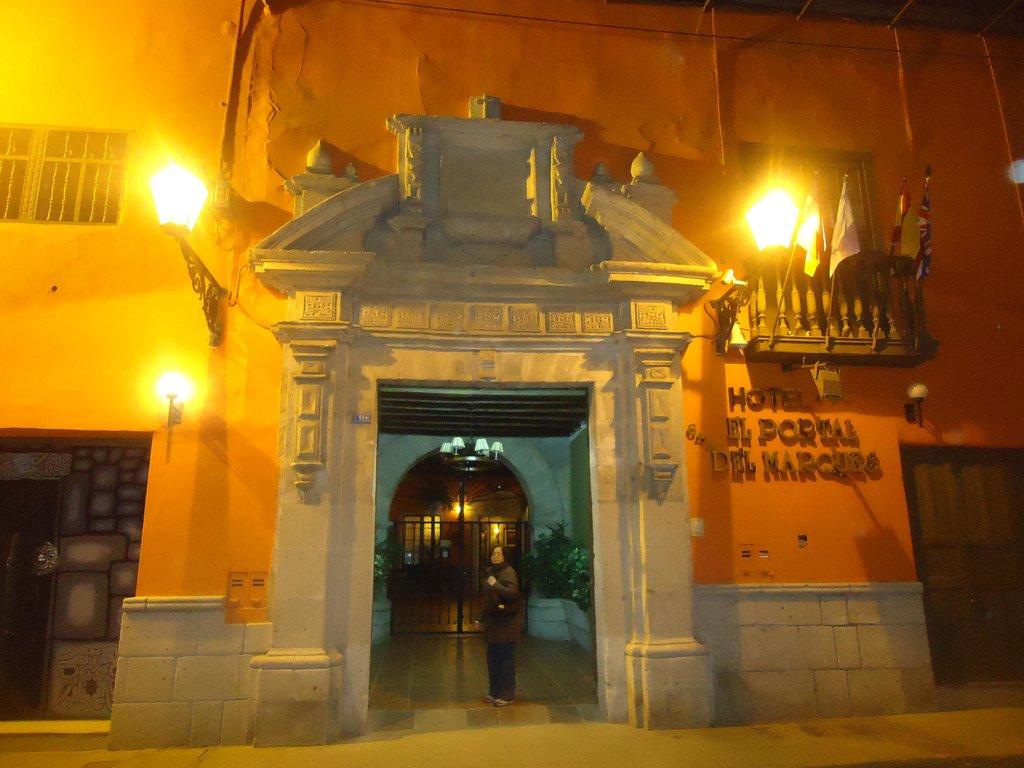 El Portal de Marquez