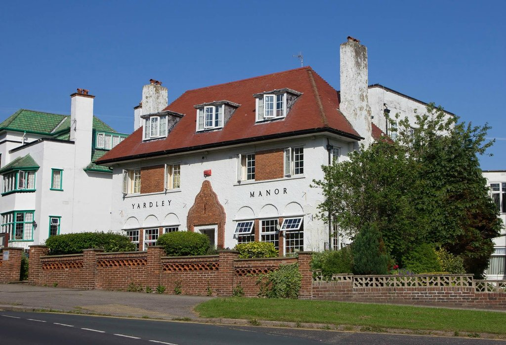 Yardley Manor Hotel