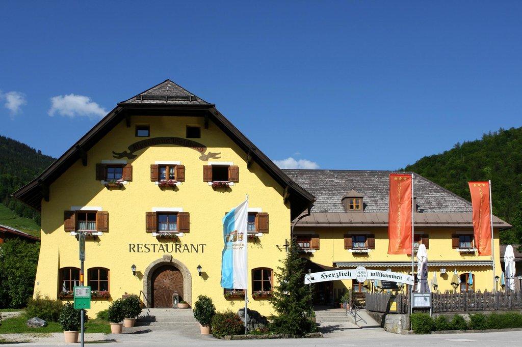 Hotel & Restaurant Alpenglüeck
