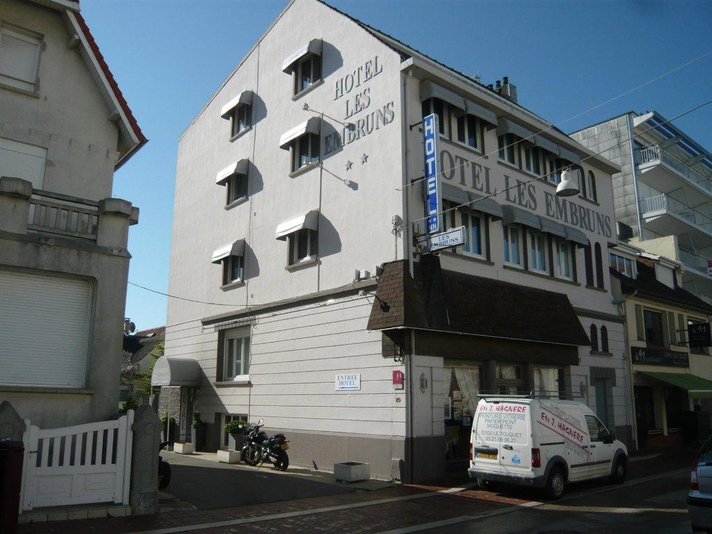 Hotel  les Embruns