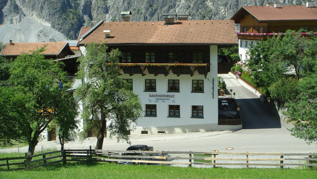 Gasthof Kreuz Bergpension