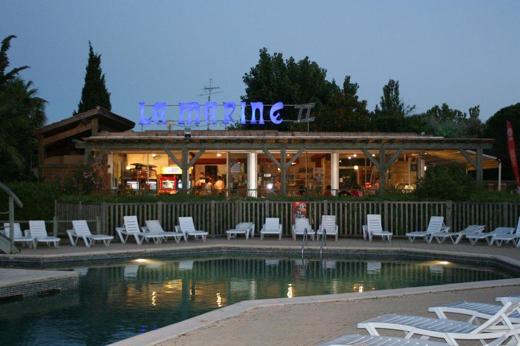 Camping La Marine