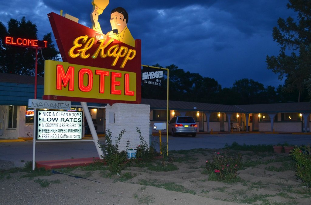 埃爾卡普汽車旅館