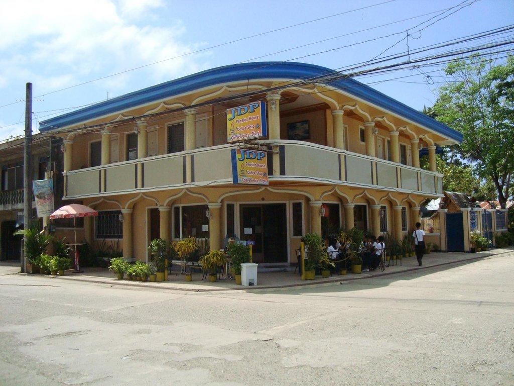 JDP Pensionne House