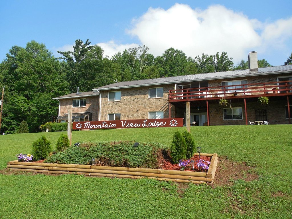 Sanders Mountain View Lodge