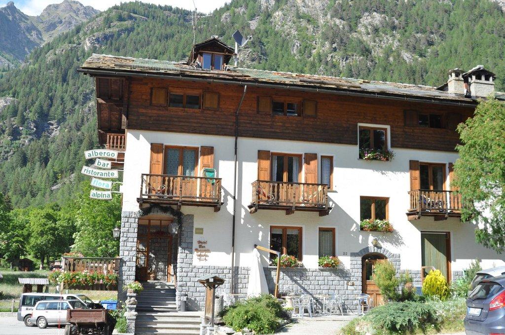 Hotel Flora Alpina