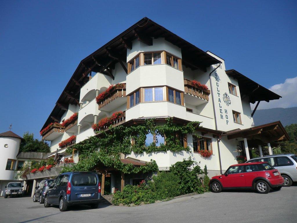 Hotel Gurgltaler Hof