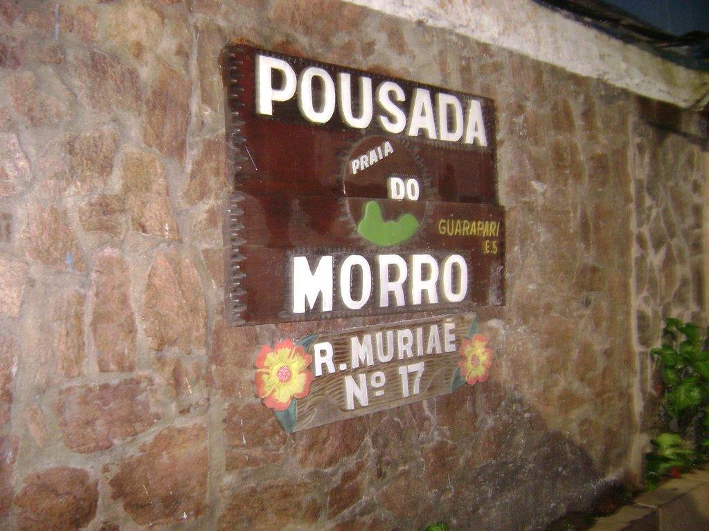 Pousada Praia Do Morro