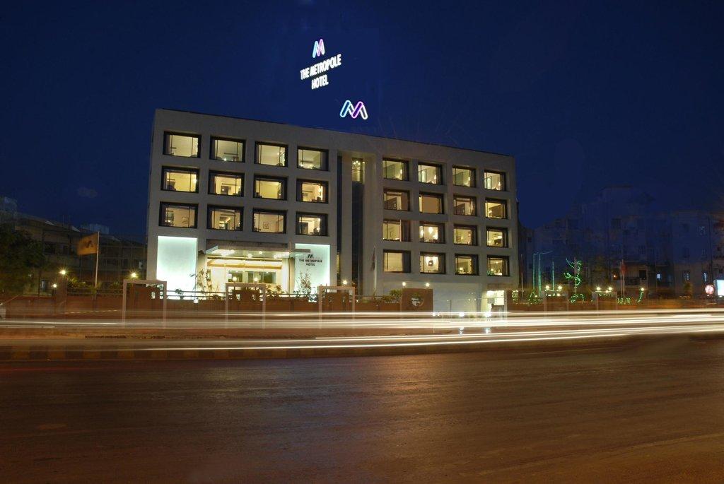ザ メトロポール ホテル