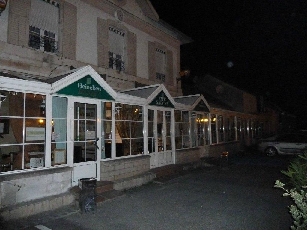 Hotel de la Rive Gauche