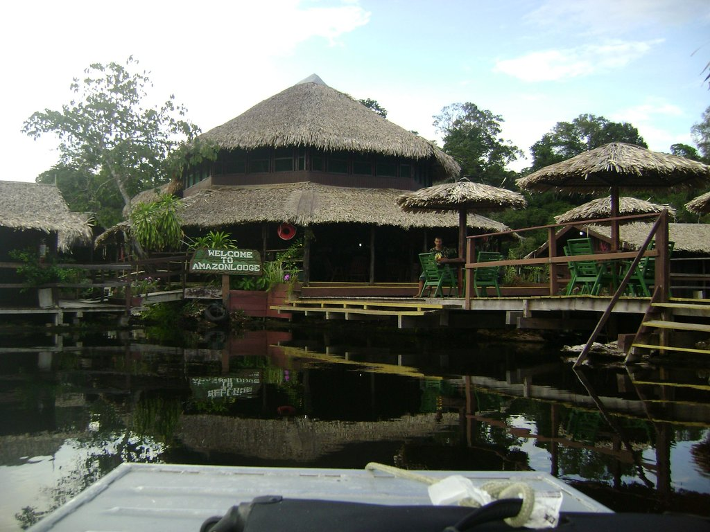 Amazon Lake Lodge