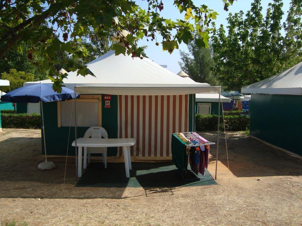 Camping Quarteira