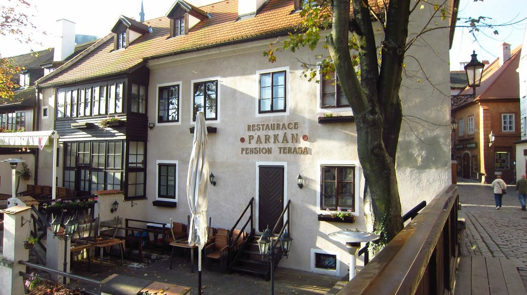 Parkan Guest House