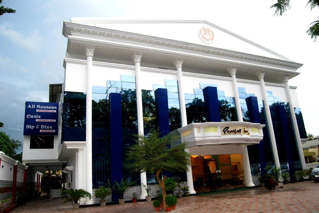 Hotel Prayag Inn & ZO Rooms