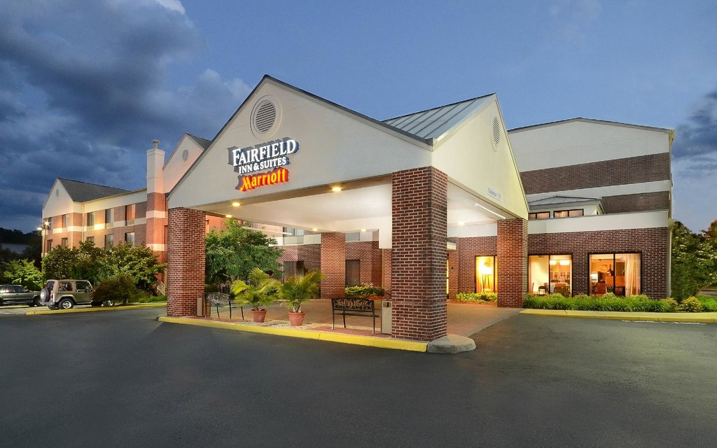 Fairfield Inn & Suites Charlottesville North