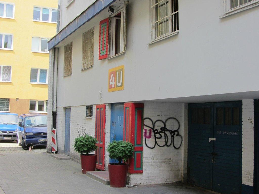 Hostel w Centrum 4U