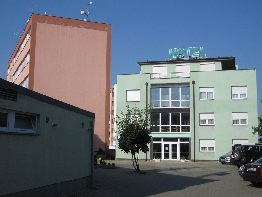 Hotel Smaragd Prague