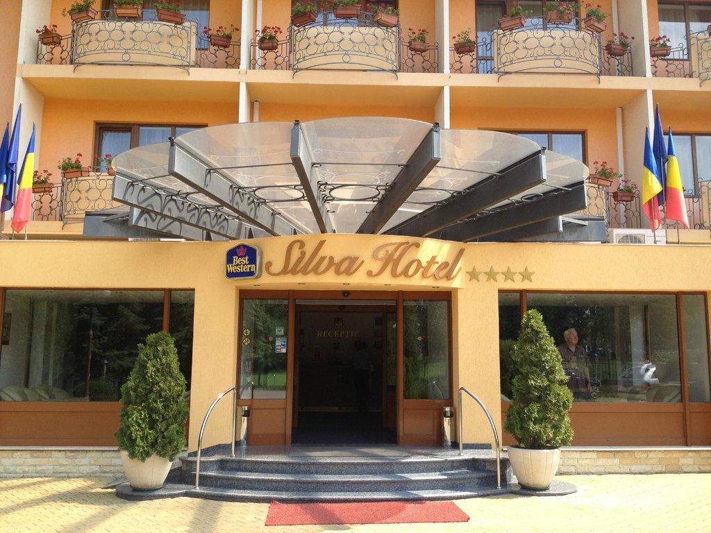BEST WESTERN Hotel Silva
