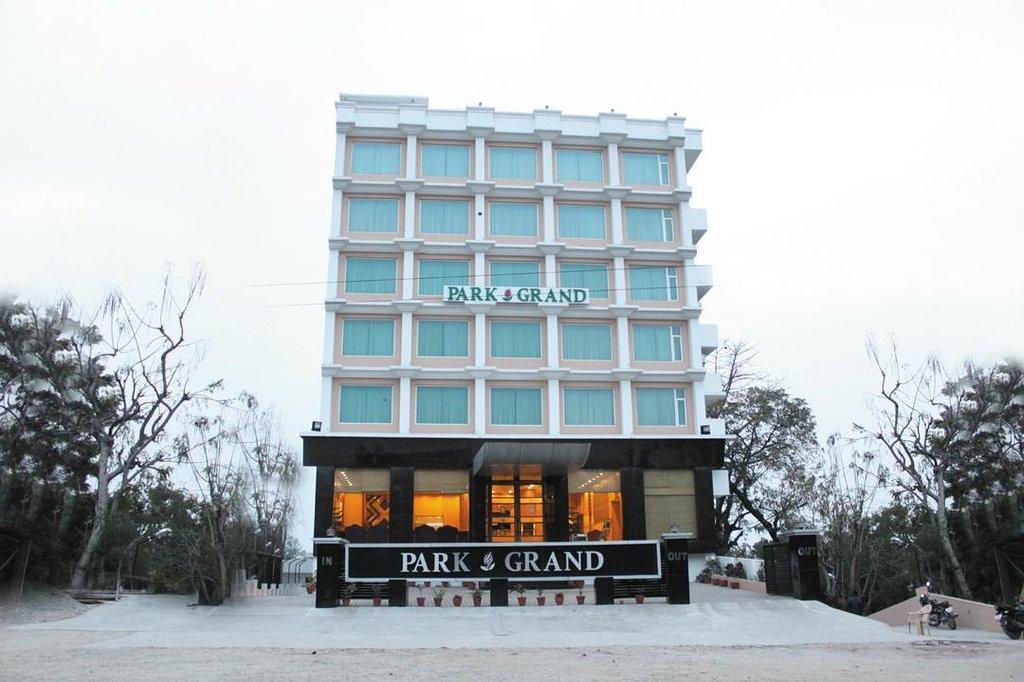 โรงแรมพาร์ค แกรนด์