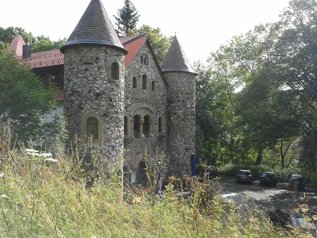 Jagdschloss Holzberg