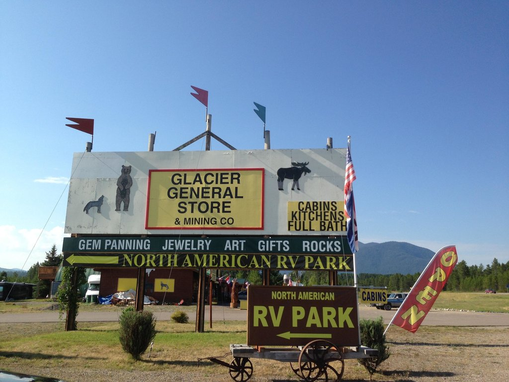 North American RV Park & Yurt Village