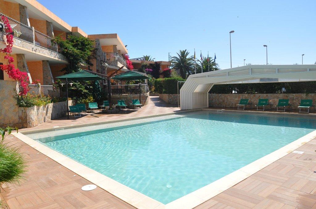 棕櫚村飯店