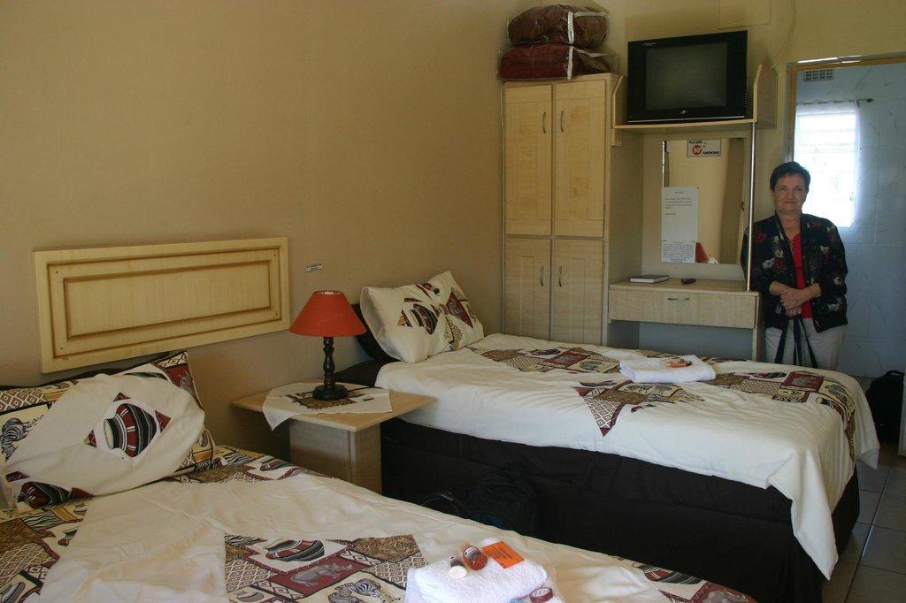 非洲風情飯店