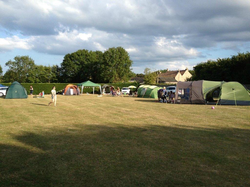 Manston Court Caravan Park