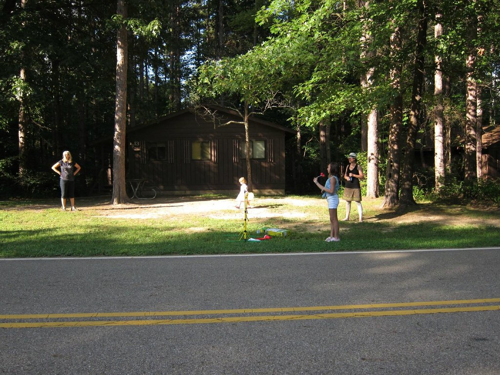 Hocking Hills State Park Cabins