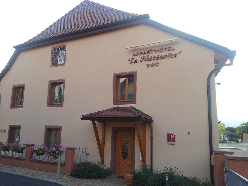 AppartHôtel La Meteorite