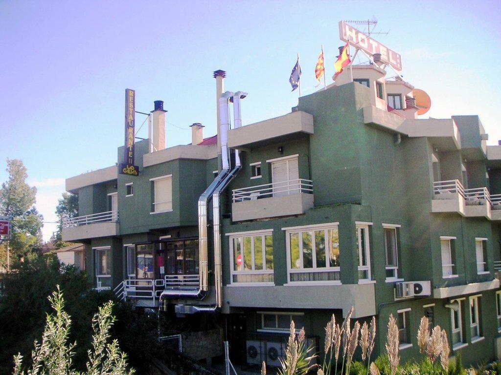 Las Galias Hotel Restaurante