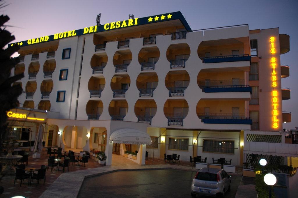 グランド ホテル ディ セザーリ