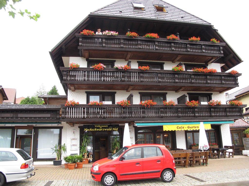 Hotel Hochschwarzwald-Hof
