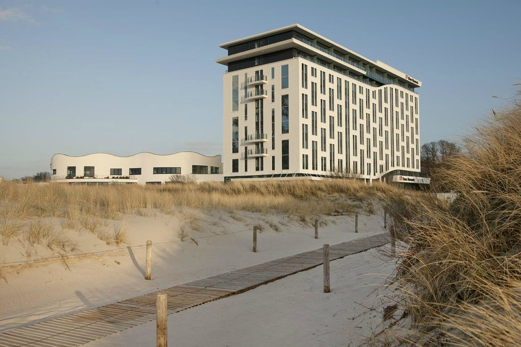 a-ja Warnemuende. Das Resort.