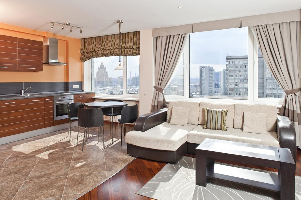 Moscow Suites Serviced Apartments