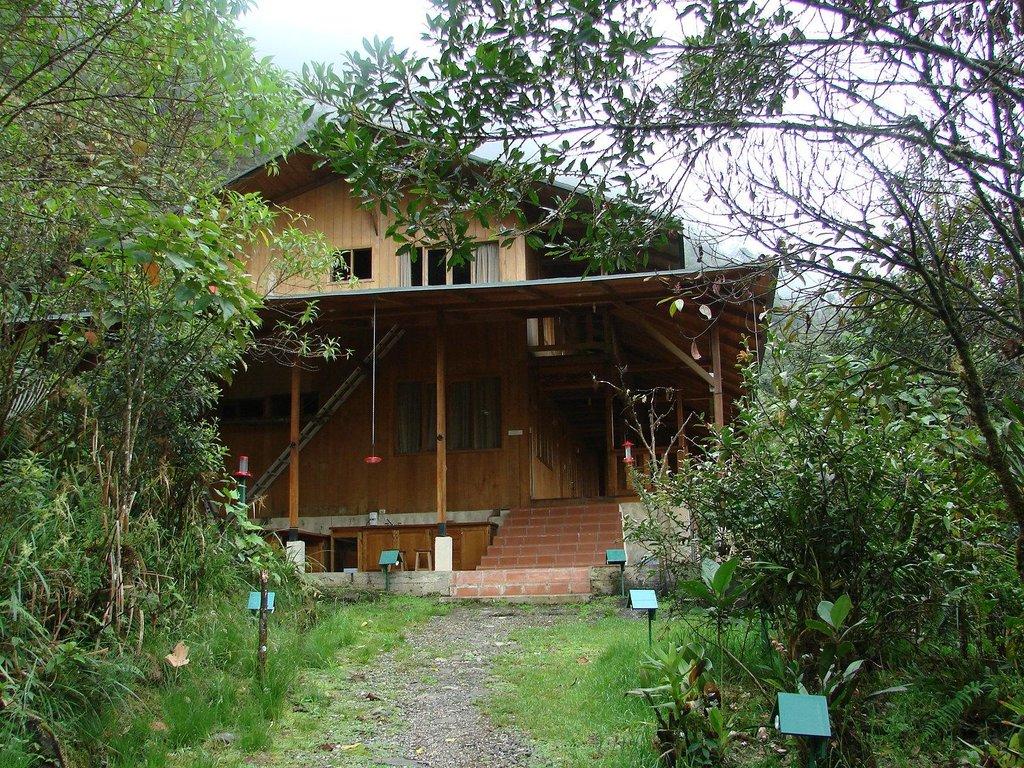 Casa Simpson Lodge
