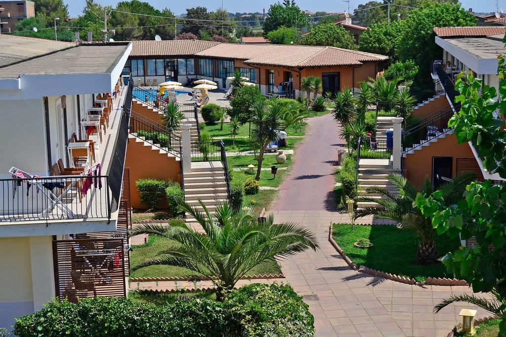 Cala Greca Beach Resort