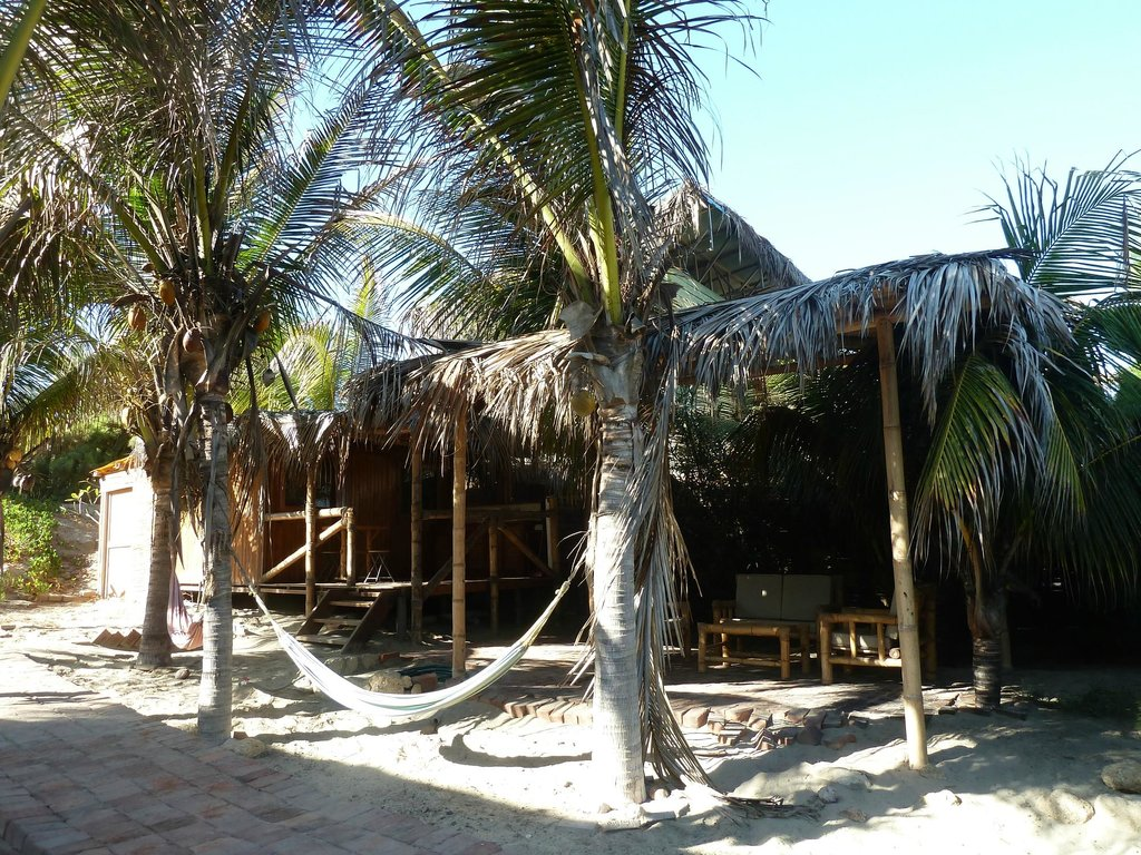 Marcilia Beach Bungalows