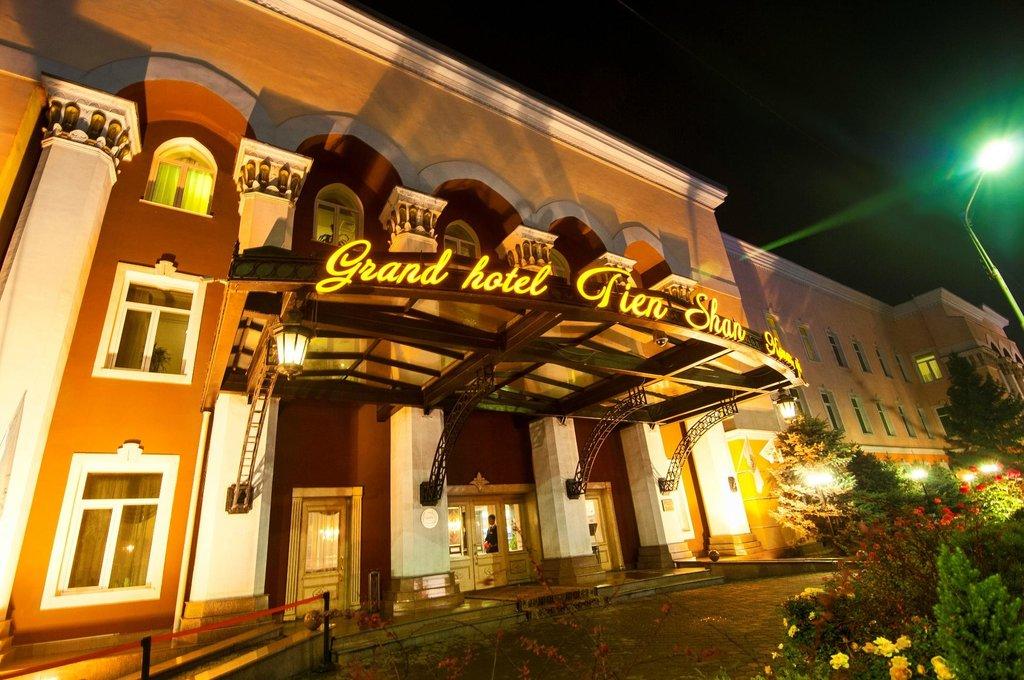 Grand Hotel Tien-Shan