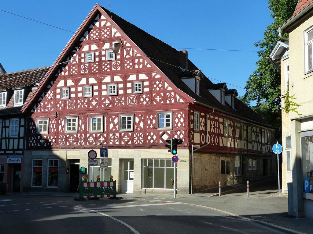 Hotel Hahnmuehle 1323