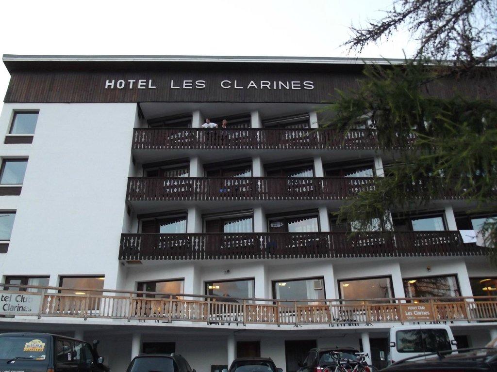 Hotel Club Les Clarines